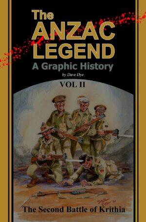 The ANZAC Legend Vol II